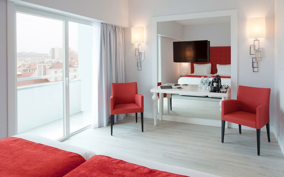 Lutecia Smart Design Hotel, Lisbon (7)