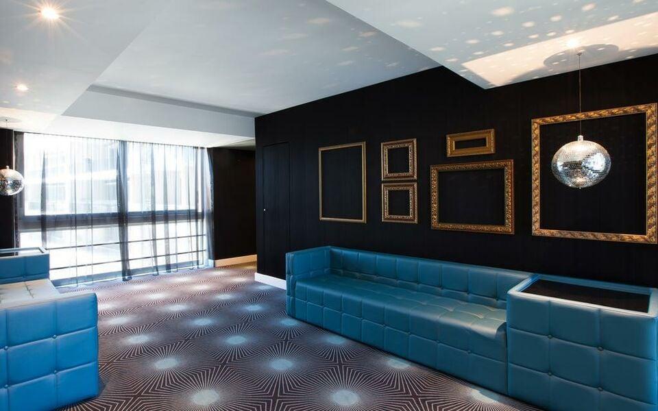 Lutecia smart design hotel a design boutique hotel lisbon for Design hotel portugal