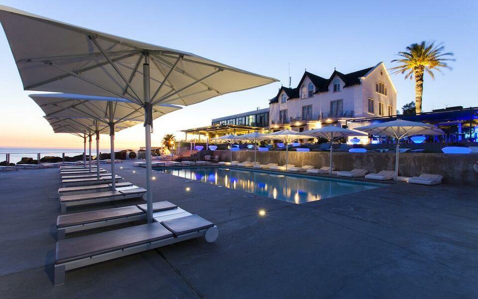 Farol hotel a design boutique hotel cascais portugal for Design hotel cascais