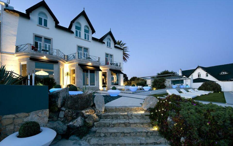 Farol hotel a design boutique hotel cascais portugal for Design boutique hotels lissabon