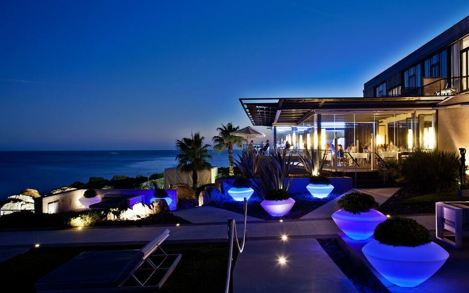Farol hotel a design boutique hotel cascais portugal for Design boutique hotels algarve