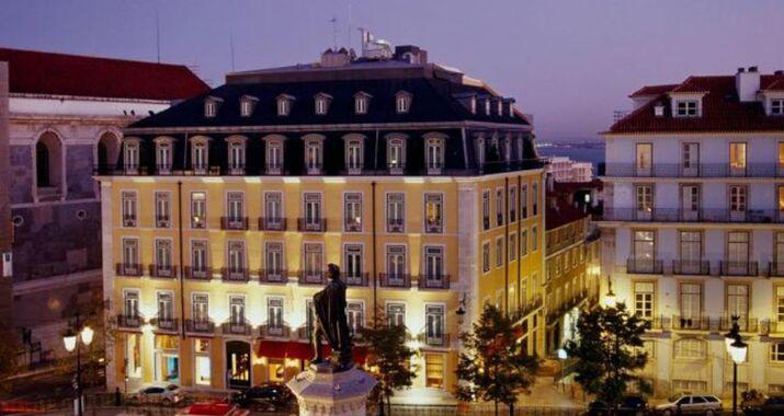 Bairro alto hotel lisbonne portugal my boutique hotel for Boutique hotels lisbon
