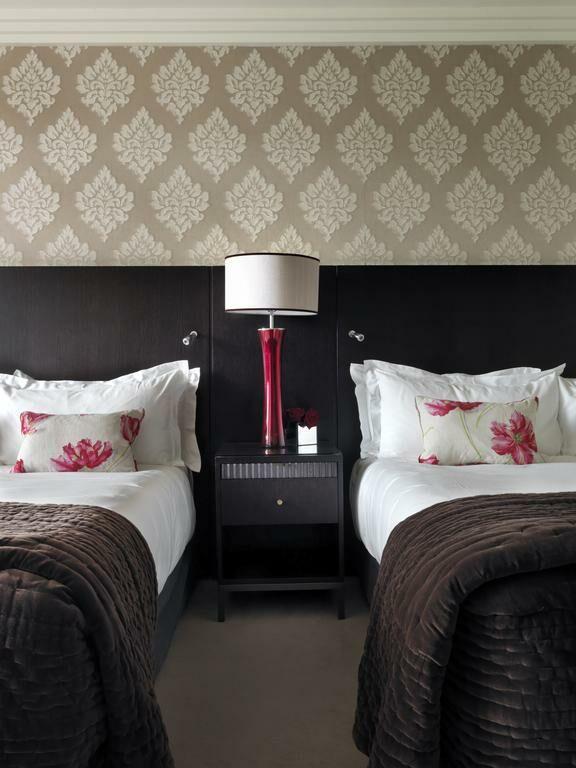 Twin Bed Hotel Room: The Westbury Hotel, A Design Boutique Hotel Dublin, Ireland