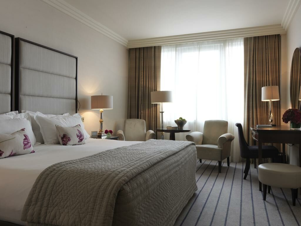 Rooms: The Westbury Hotel, A Design Boutique Hotel Dublin, Ireland