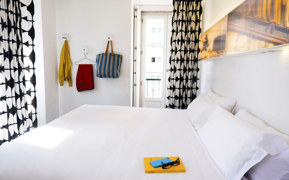 Hotel Gat Rossio, Lisbon, City Center (2)