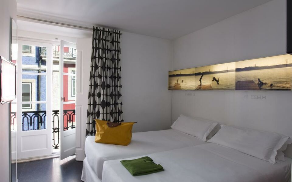 Hotel Gat Rossio, Lisbon, City Center (3)