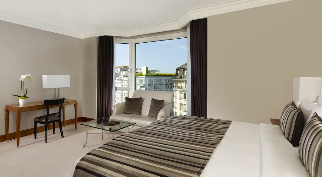 President wilson a luxury collection hotel a design for Design hotel 16 geneva