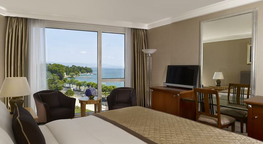 President wilson a luxury collection hotel geneve for Boutique hotel 7eme