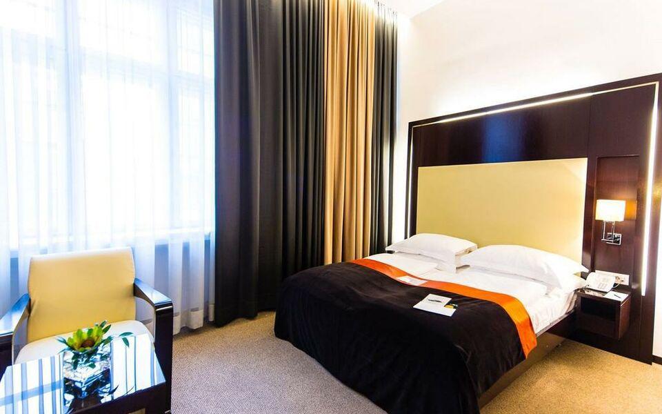 The levante parliament a design hotel a design boutique for Design hotel wien