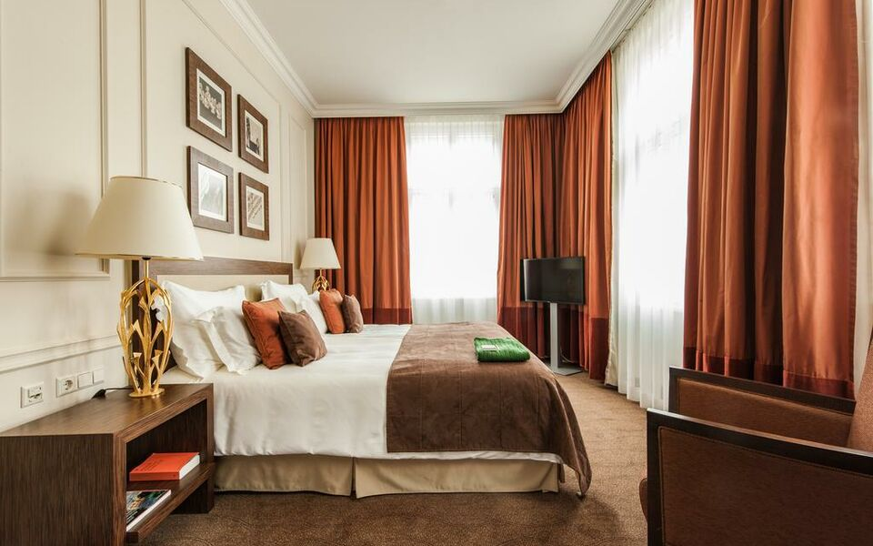 The Ring - Vienna's Casual Luxury Hotel, Vienna, 01.Innere stadt (2)