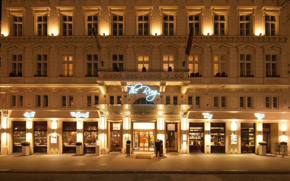 The Ring - Vienna's Casual Luxury Hotel, Vienna, 01.Innere stadt (9)