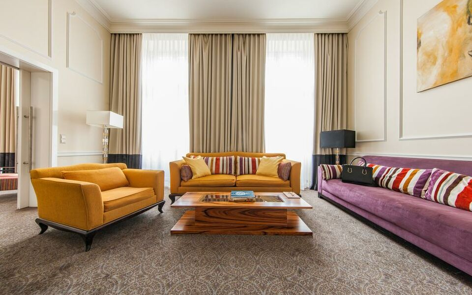 The Ring - Vienna's Casual Luxury Hotel, Vienna, 01.Innere stadt (10)