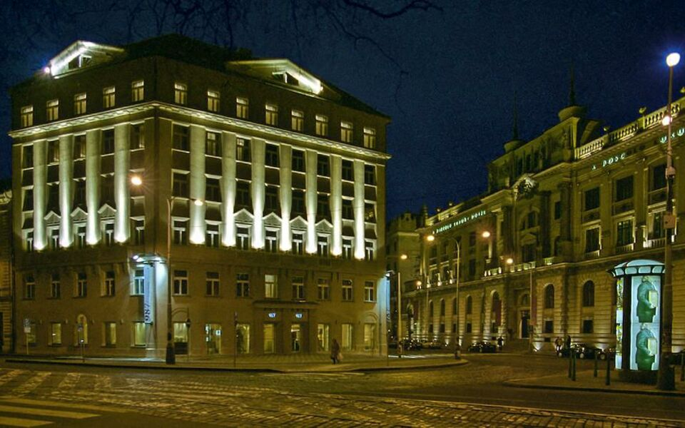 987 design prague hotel a design boutique hotel prague for Prague design