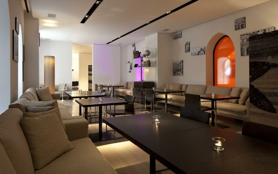 Mamilla hotel the leading hotels of the world jerusalem for Leading small hotels