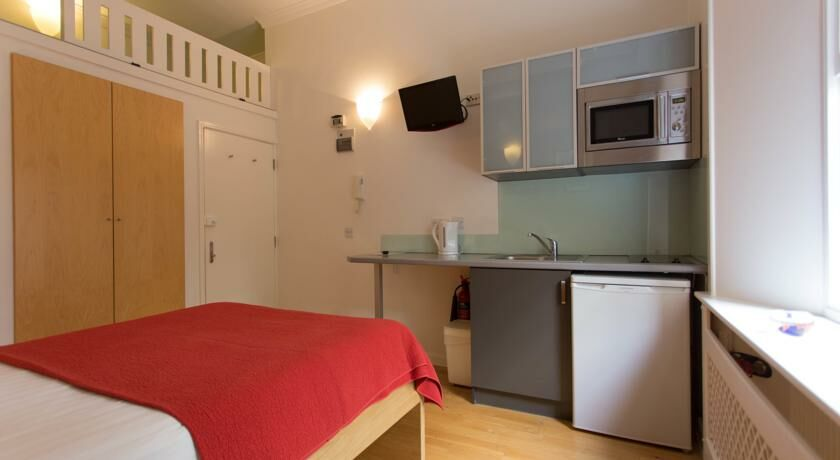 Inverness terrace concept serviced apartments a design for 73 studios inverness terrace