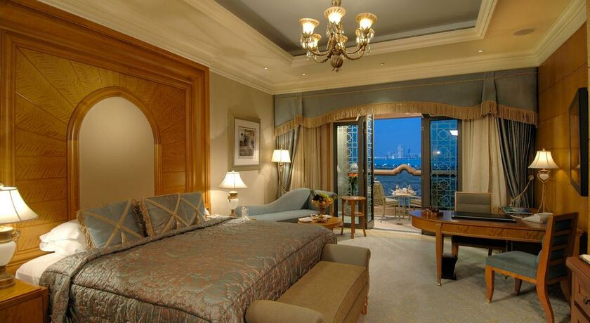 Coral Double Room With Garden View Emirates Palace