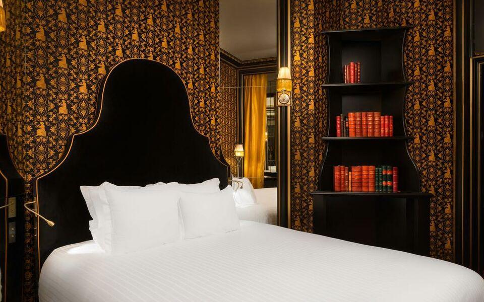 Maison Souquet  A Design Boutique Hotel Paris  France