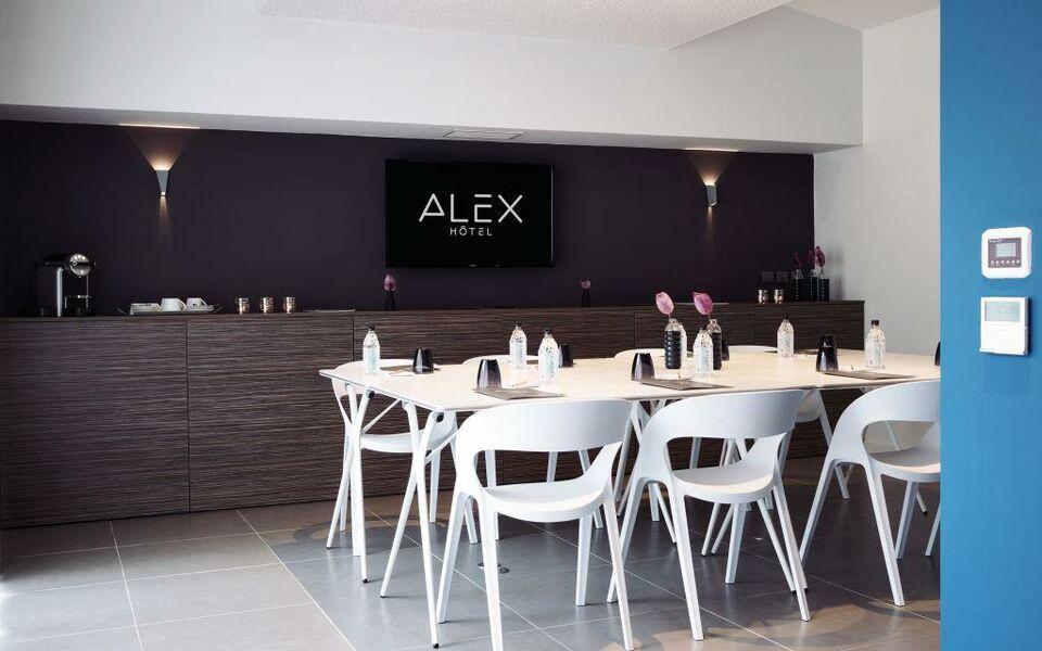 Alex hotel a design boutique hotel marseille france for Boutique hotel marseille