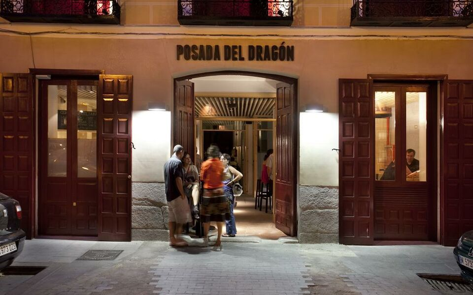 Posada Del Dragón, Madrid, City Center (12)