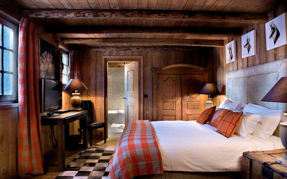 les fermes de marie a design boutique hotel meg ve france. Black Bedroom Furniture Sets. Home Design Ideas