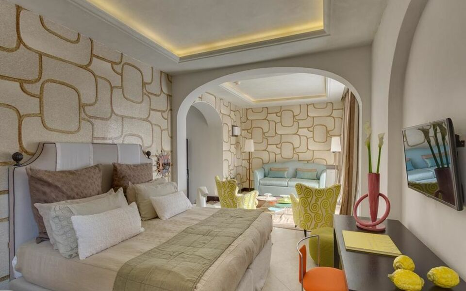 Hotel punta tragara a design boutique hotel capri italy for Best boutique hotels in italy