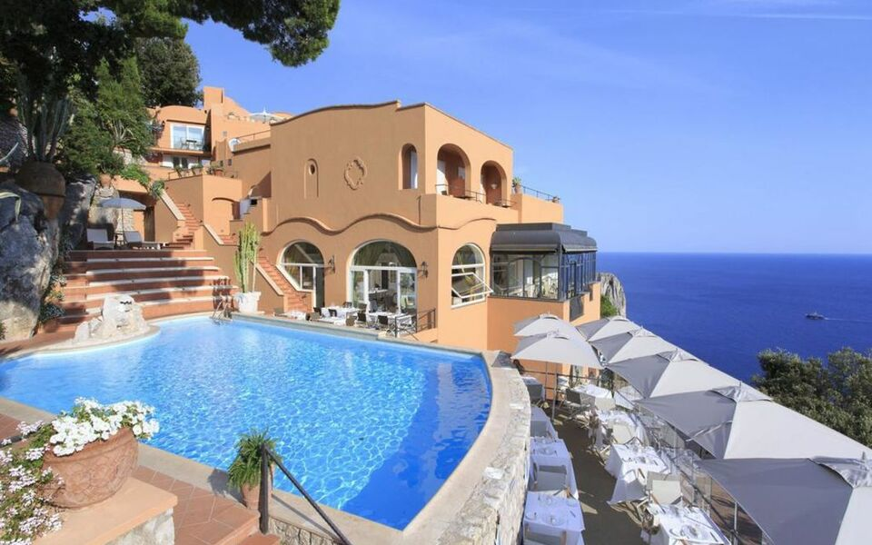 Punta Tragara Hotel Spa