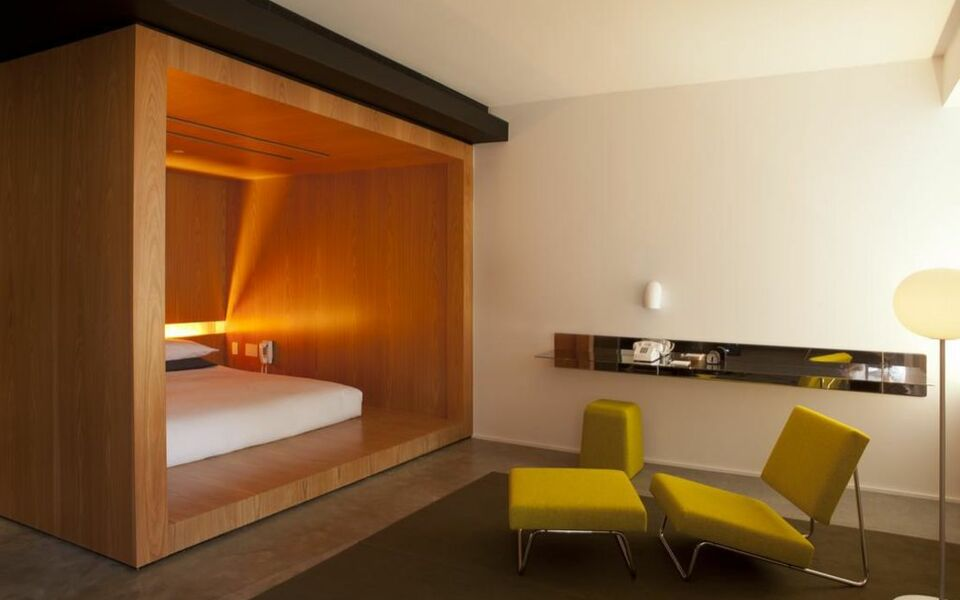 Hotel americano a design boutique hotel new york city u s a for Hotel americano chelsea