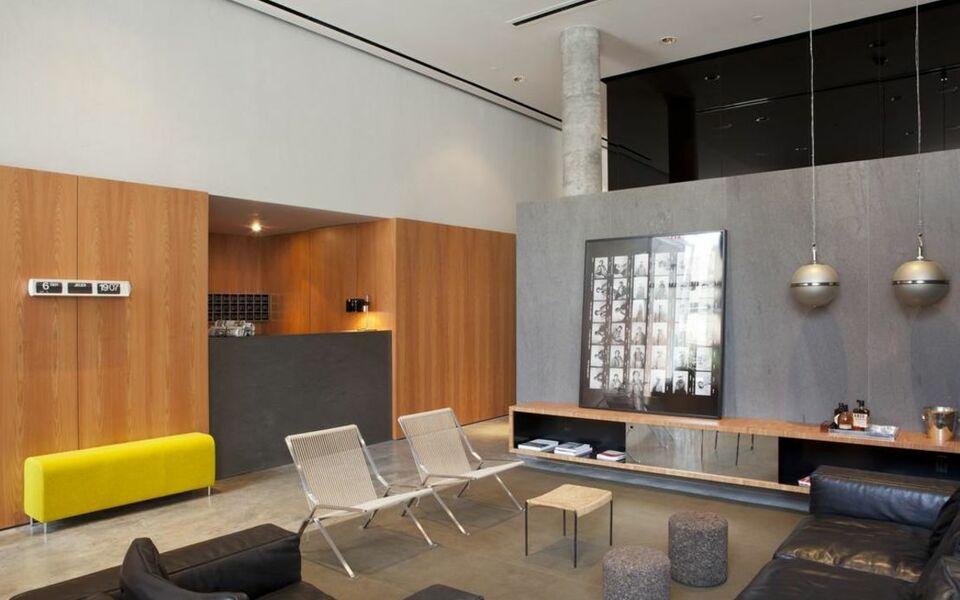 Hotel americano a design boutique hotel new york city u s a for Design boutique hotels new york