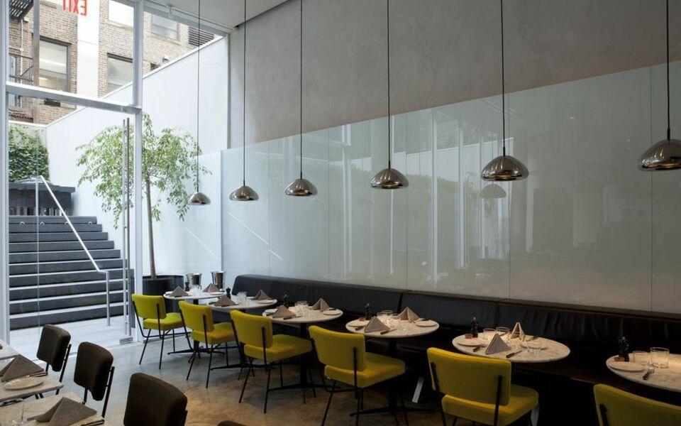 Hotel americano a design boutique hotel new york city u s a for Hotel americano pool
