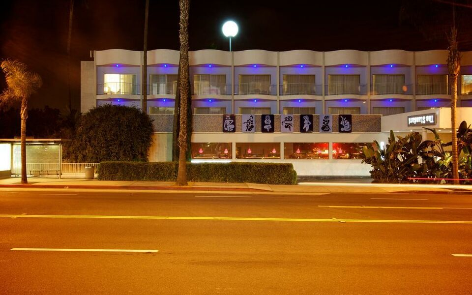 The Standard, Hollywood, Los Angeles, West Hollywood (2)