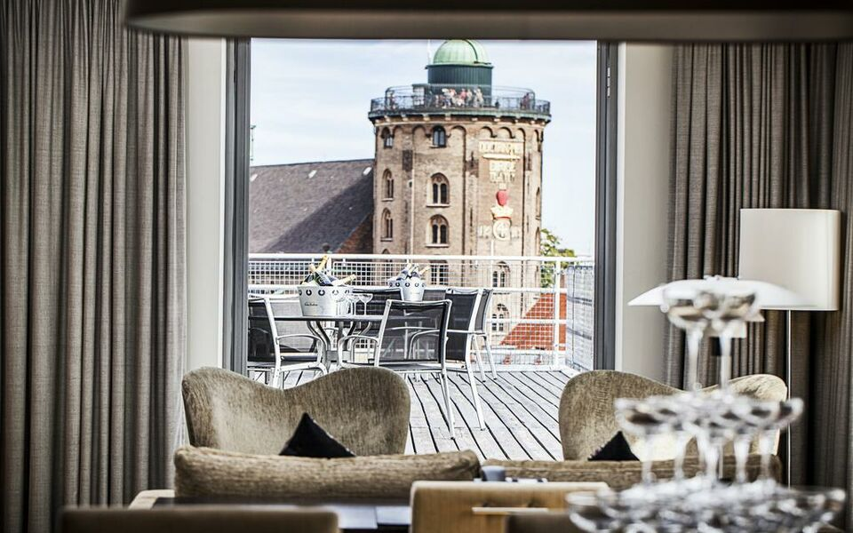 Hotel skt petri a design boutique hotel copenhagen denmark for Design boutique hotels copenhagen