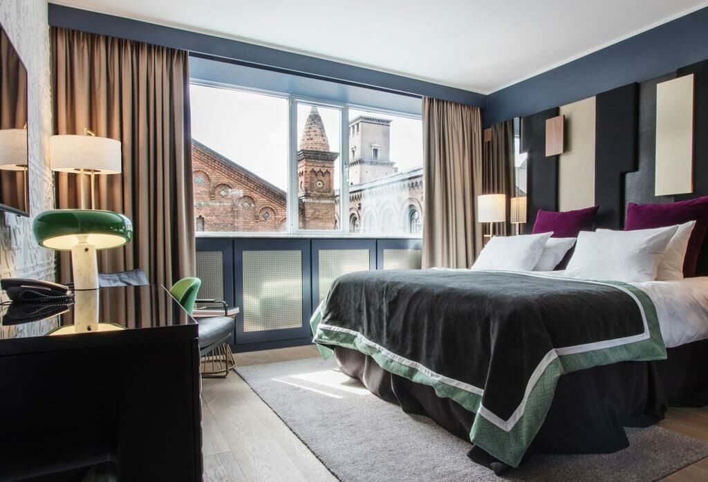 hotel skt petri a design boutique hotel copenhagen denmark. Black Bedroom Furniture Sets. Home Design Ideas