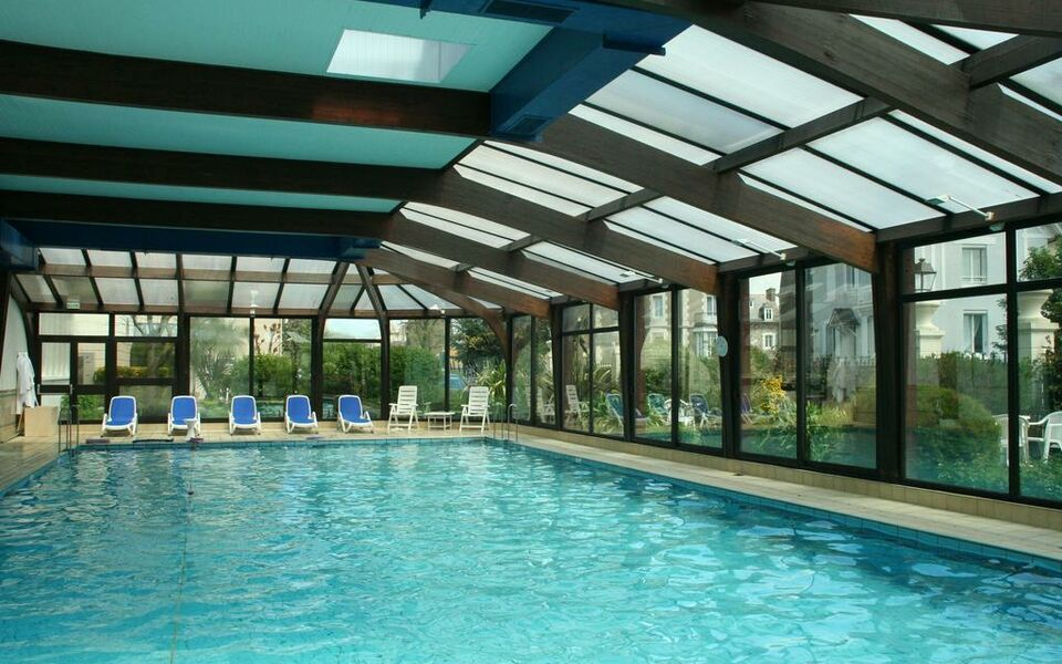 Grand Hotel Des Thermes Saint Malo Grande Plage Du Sillon 5 Star