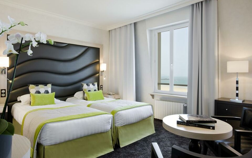 Grand Hotel Des Thermes Saint Malo Restaurant