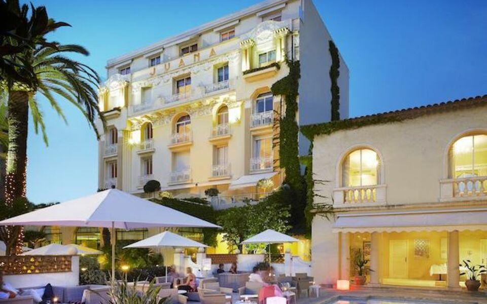 Hotels Juan Les Pins  Star