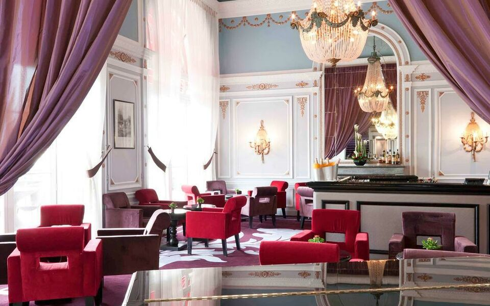 Le Grand Hotel Cabourg - MGallery by Sofitel, Cabourg (2)