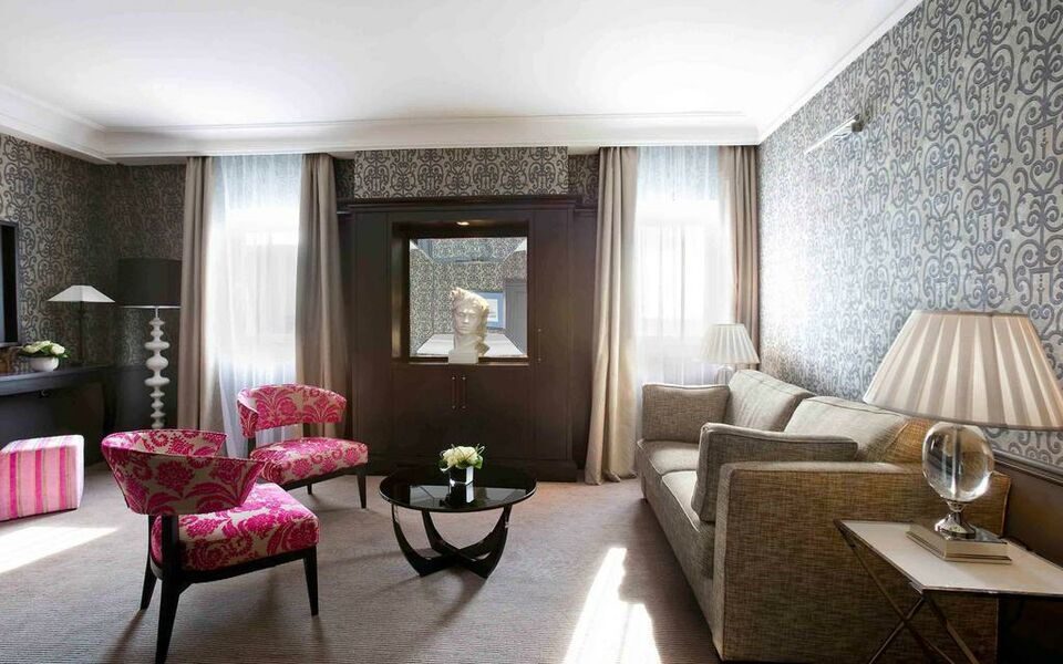 Le Grand Hotel Cabourg - MGallery by Sofitel, Cabourg (19)