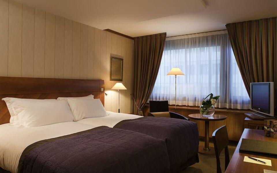 Hotel Sofitel Lyon  Quai Gailleton