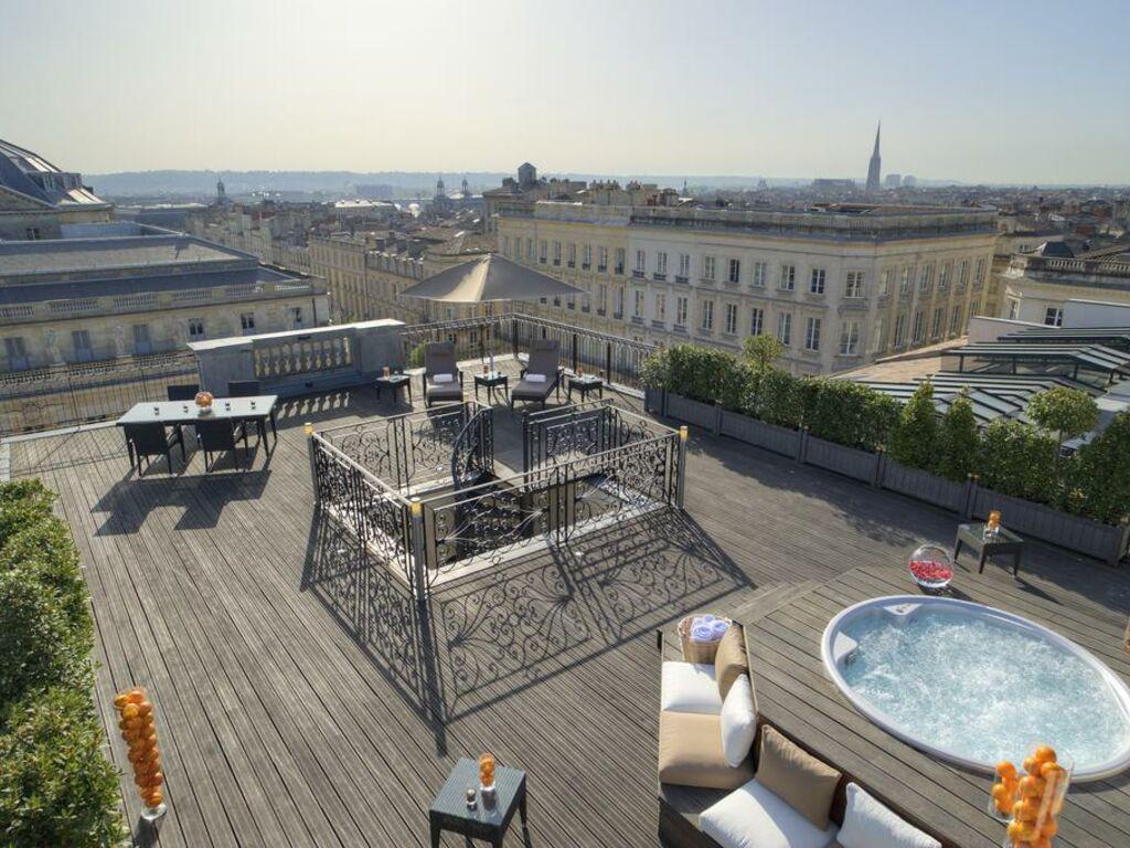 Intercontinental Bordeaux Le Grand Hotel Bordeaux Frankreich