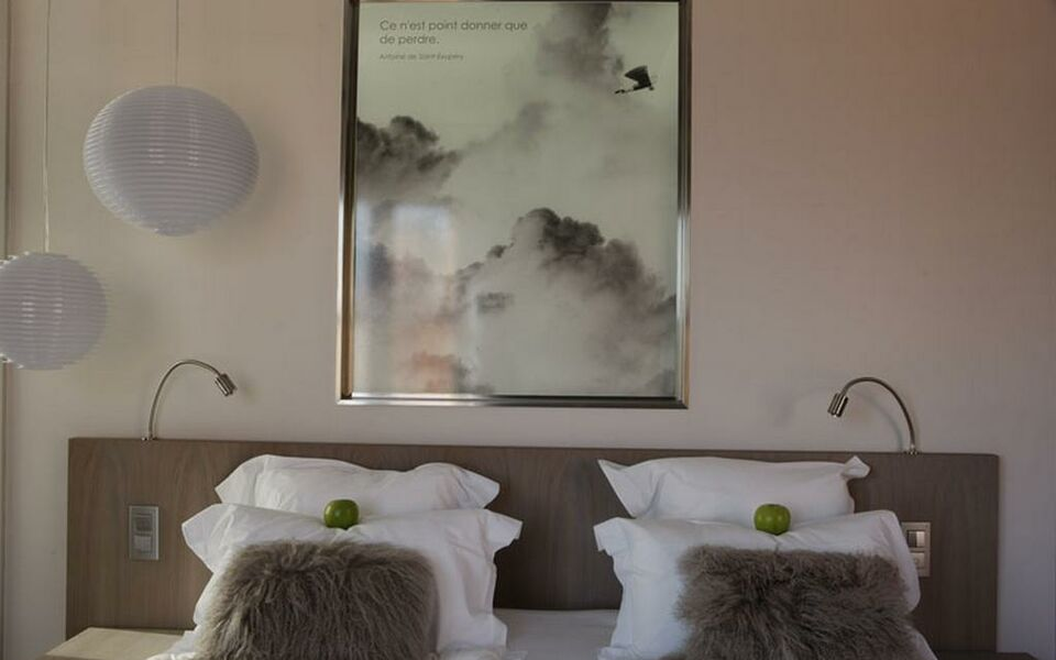 le grand balcon hotel a design boutique hotel toulouse. Black Bedroom Furniture Sets. Home Design Ideas
