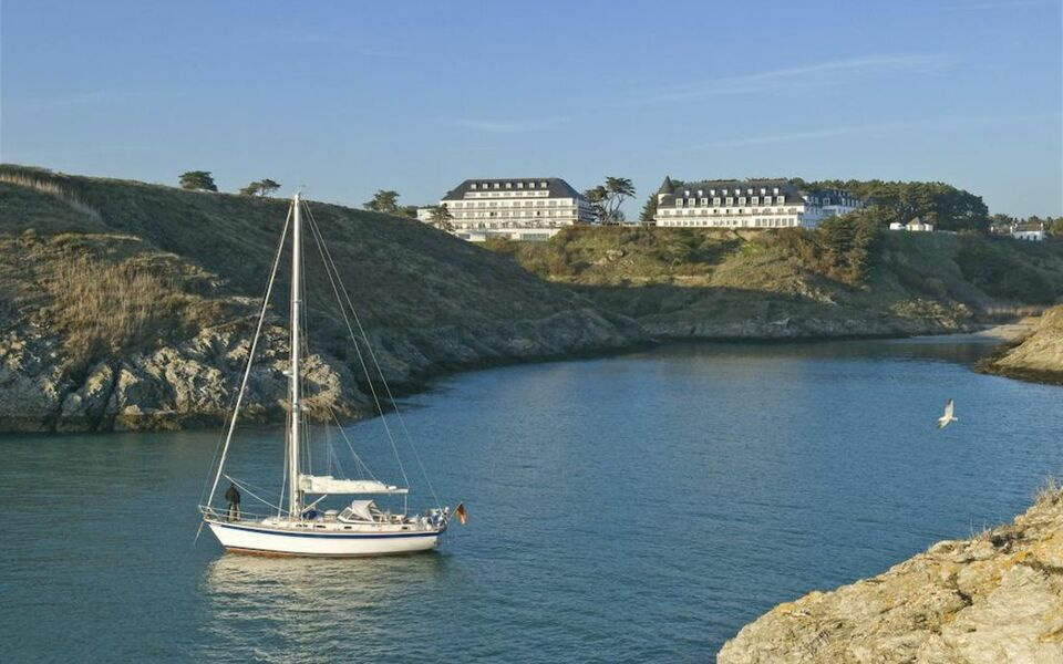 Hotel Clara Belle Ile En Mer