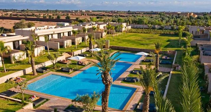 Sirayane Boutique Hotel & Spa Marrakech, Marrakech (1)