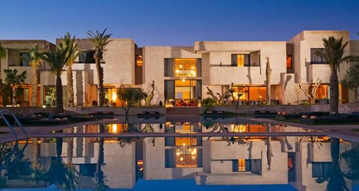 Sirayane Boutique Hotel & Spa Marrakech, Marrakech (10)