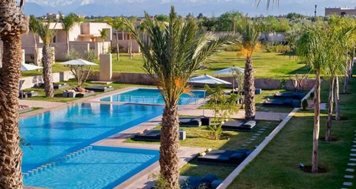 Sirayane Boutique Hotel & Spa Marrakech, Marrakech (15)