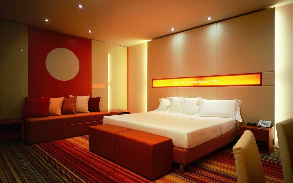 Una hotel bologna a design boutique hotel bologna italy for Design hotel bologna