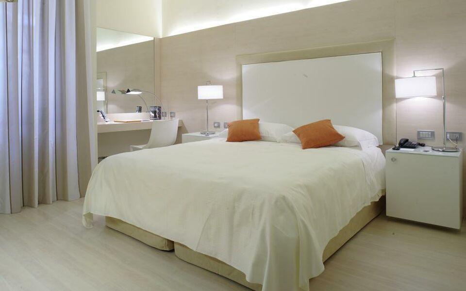4 viale masini design hotel bologna italien for Design hotel bologna