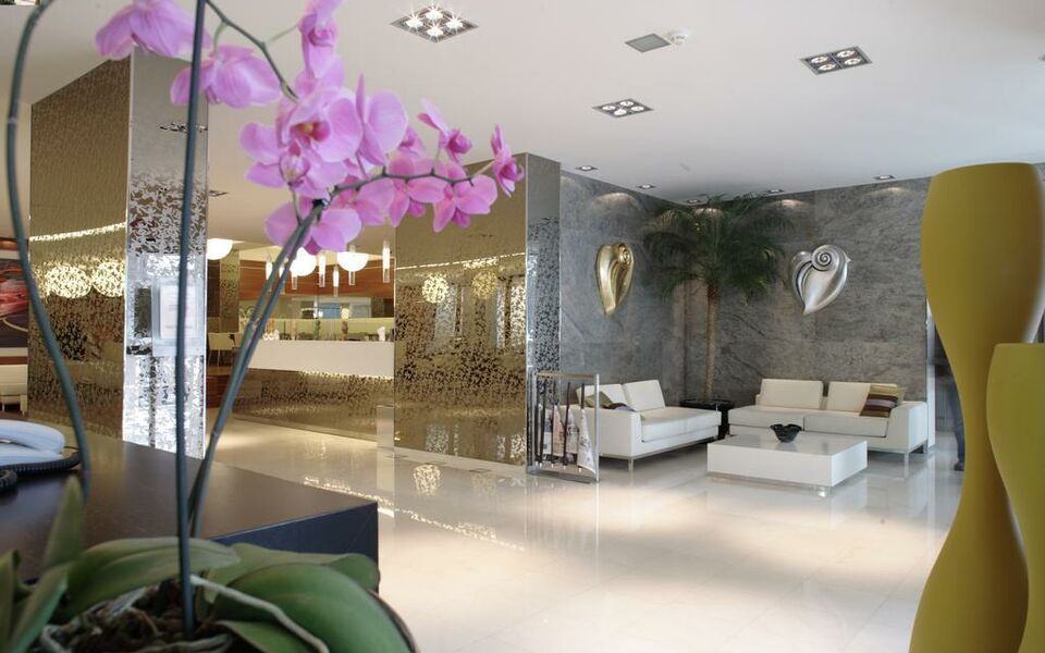 4 viale masini design hotel bologna italia for Hotel design 4 viale masini bologna