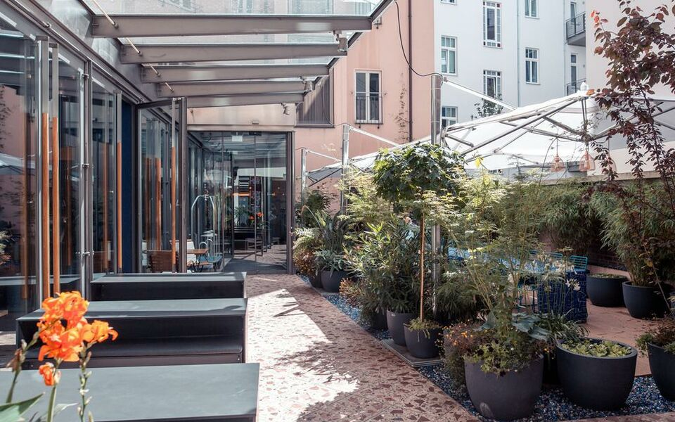 Hotel Bleibtreu Berlin Germany