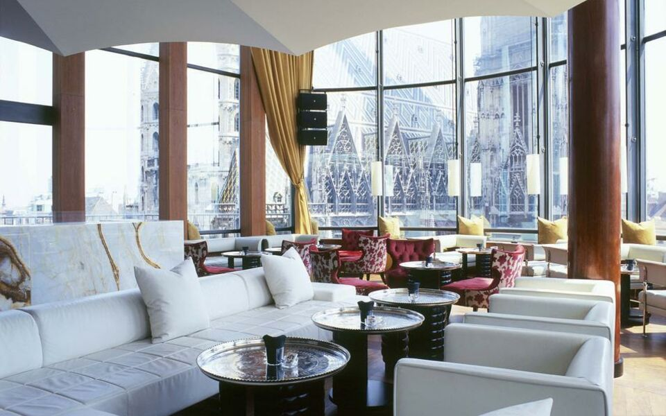 Do co hotel vienna a design boutique hotel vienna austria for Design hotel vienna