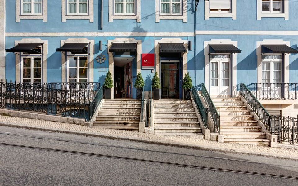 Portugal Boutique City Hotel Lisbon